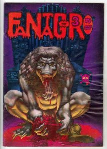 Fantagor  # 3  strict  VG/FN  artist  Color Richard Corben Work
