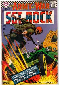 Our Army at War #181 (Jun-67) FN+ Mid-High-Grade Easy Company, Sgt Rock