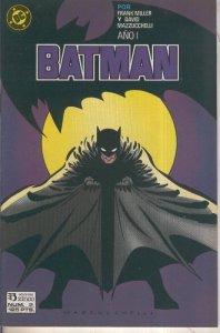 Batman volumen 2 numero 02: Año uno