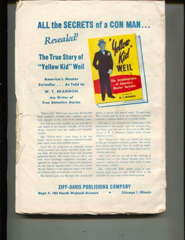 Fantastic Adventures-Pulp-10/1949-Warren Kastel-Craig Browning
