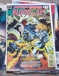 Batman: Legends of the Dark Knight Annual #3 (Nov 1993, DC) AZREAL