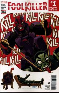 Foolkiller (3rd Series) #1 VF/NM; Marvel | save on shipping - details inside