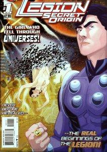 Legion: Secret Origin #1 (2011)