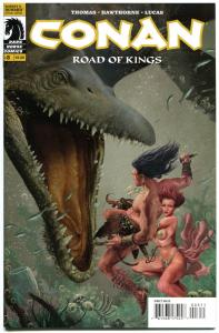 CONAN in ROAD of KINGS #3, NM,  Doug Wheatley, 2011, more Conan in store