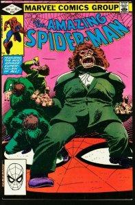 AMAZING SPIDER-MAN #232-1982-MARVEL-very fine VF