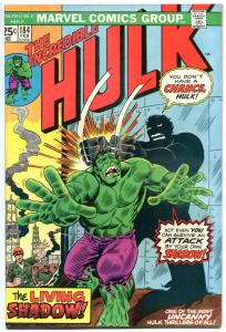 HULK #184, FN, Living Shadow, Trimpe, Marvel, 1968, Incredible, more in store