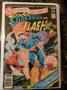 DC Comics Presents #1 DC (78) VG