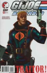 G.I. Joe Reloaded #14 VF/NM; Devil's Due | save on shipping - details inside