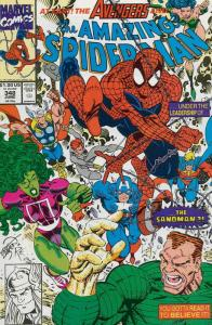 Amazing Spider-Man, The #348 VF/NM; Marvel | save on shipping - details inside