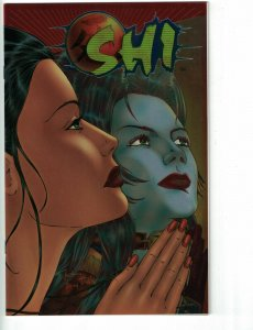 Shi: The Way of the Warrior #7 VF Special Chromium Edition - limited to 5000