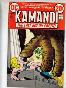 Kamandi the Last Boy on Earth #7 (Jul-73) VF/NM High-Grade Kamandi