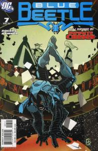 Blue Beetle, The (4th Series) #7 VF/NM; DC | save on shipping - details inside