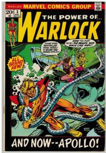 WARLOCK  (1972) 3 FN Dec. 1972