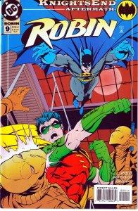 Robin(vol. 1) # 9   Knights End !