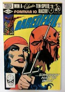 Daredevil #179 Marvel 1982 NM- Bronze Age 1st Printing Comic Book