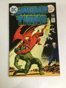 Swamp Thing 15 Vf Very Fine 8.0 DC Comics Bronze