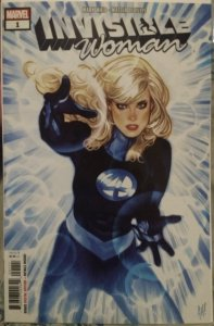 Invisible Woman #1 NM
