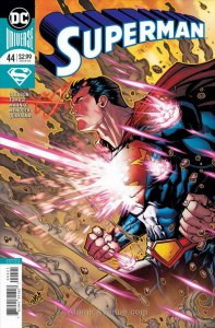 Superman (4th Series) #44A VF/NM; DC | save on shipping - details inside