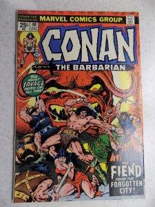 CONAN THE BARBARIAN # 40