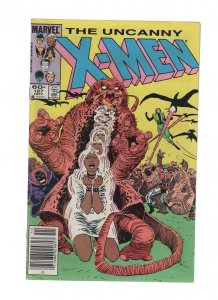 The Uncanny X-Men #187 (1984) Combined shipping on Unlimited Items!!