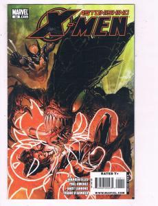 Astonishing X-Men #32 VF Marvel Comics Comic Book Warren Wolverine DE9