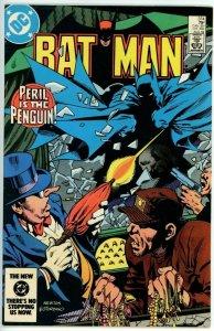 Batman #374 (1940) - 7.5 VF- *Pieces of Penguin*