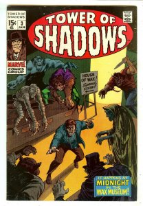 Tower Of Shadows 3   Barry Smith