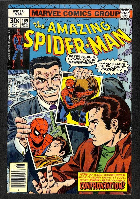 The Amazing Spider-Man #169 (1977)