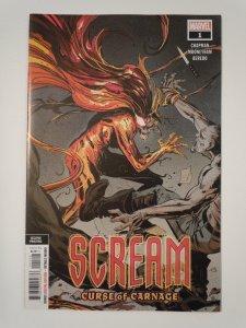 Scream: Curse of Carnage #1 (2020) 2nd Printing