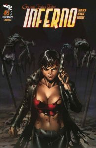 Grimm Fairy Tales: Inferno #5A VF/NM; Zenescope | save on shipping - details ins