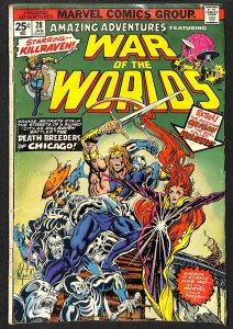 Amazing Adventures #28 (1975)