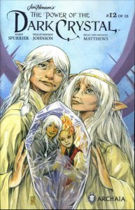 Power of the Dark Crystal, The #12 VF/NM; Archaia | save on shipping - details i