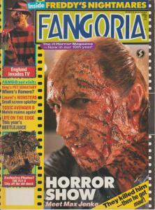 FANGORIA #81 - Movie Horror Magazine