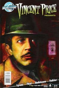 Vincent Price Presents #6, VF- (Stock photo)