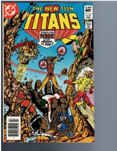 The New Teen Titans #28 (1983)