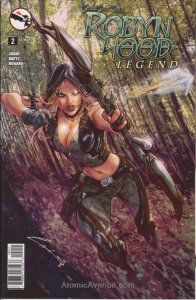 Grimm Fairy Tales Presents Robyn Hood: Legend #2A VF/NM; Zenescope | save on shi