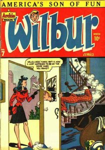 Wilbur #7 POOR; Archie   low grade comic - save on shipping - details inside
