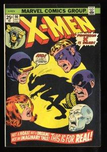 X-Men #90 FN+ 6.5 Cyclops!  Jean Grey!