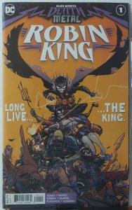 Dark Nights Death Metal  The Robin King  #1 NM