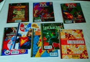 Multiversity (set of 8)