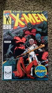 The Uncanny X-Men #265 (1990) VF-NM