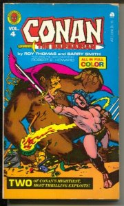 Conan The Barbarian Vol. 4 # 0441-11695-7 1971-Tempo-color comics-Stan Lee-FN