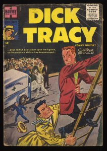 Dick Tracy Monthly #107 GD 2.0
