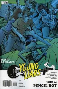Young Liars #14 VF/NM; DC/Vertigo | save on shipping - details inside