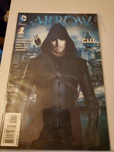 Arrow #1 (2013)