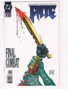 Fate #4 VF DC Comics Comic Book Moore 1994 DE22