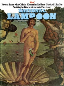 National Lampoon #26 GD; National Lampoon   low grade comic - save on shipping -