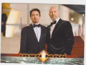 2008 Iron Man Movie Trading Card #33