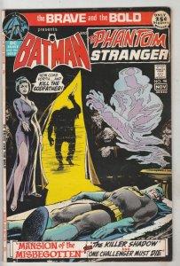 Brave and the Bold, The #98 (Nov-71) VF+ High-Grade Batman, Phantom Stranger