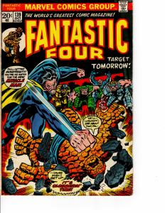 MARVEL Fantastic Four (1961 Series) #139 OCT 1973 VF-